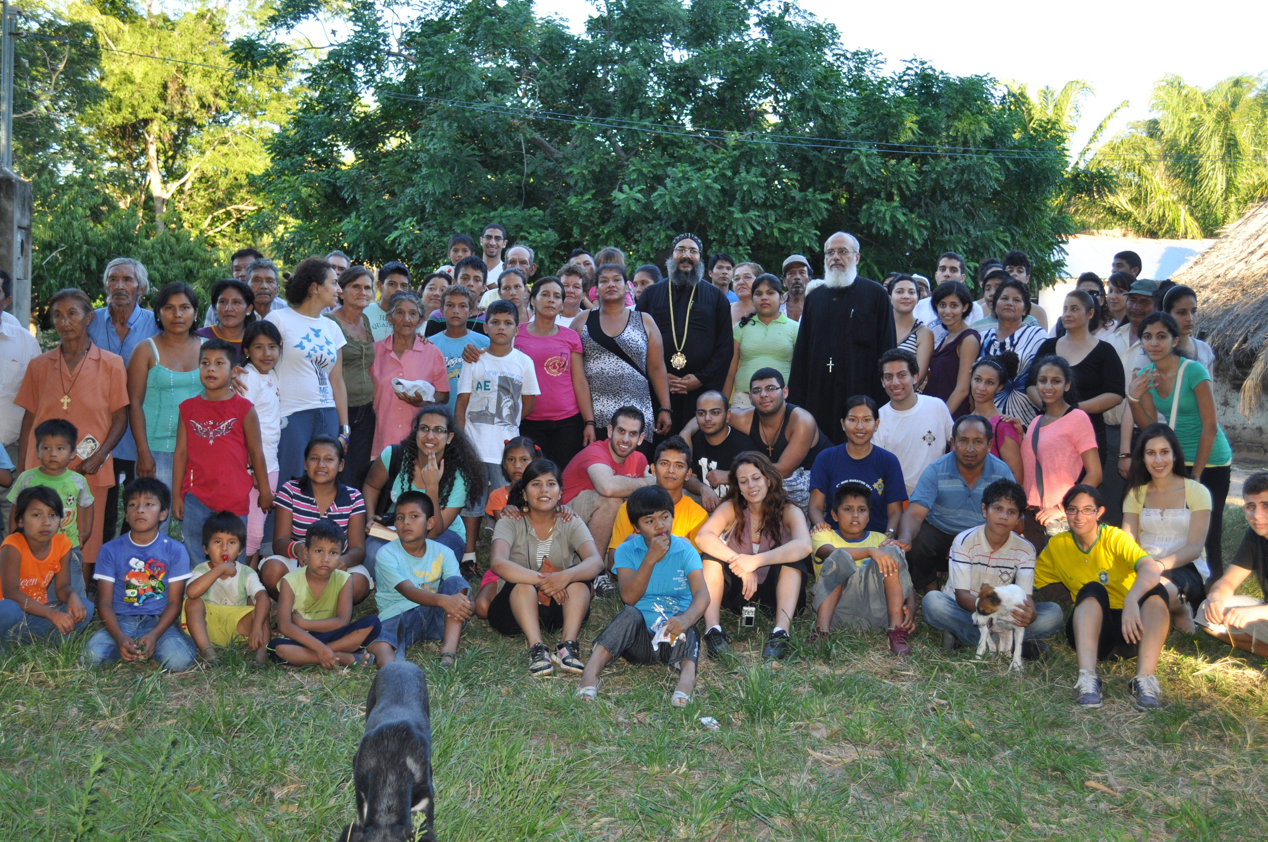 Grupo misionero de Toronto (Canadá) | Diócesis de los Coptos ...