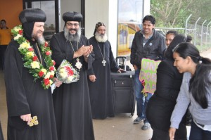 2013.07.19 Arrival of H.G Bishop Serapion to Bolivia 07
