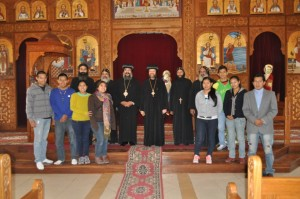 2013.07.19 Arrival of H.G Bishop Serapion to Bolivia 12